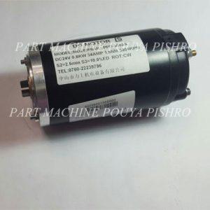 الکترو موتور پمپ بالابر پالت تراک و استاکر