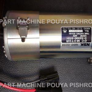 الکترو موتور فرمان EPS لیفتراک برقی کوماتسو و تی سی ام