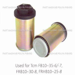 قطعات لیفتراک - فیلتر هیدرولیک مکش لیفتراک تی سی ام
