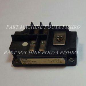 ترانریستور IGBT تویوتا برقی 6FB25 دست دوم 1D600A-030