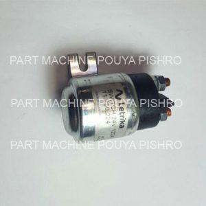 کنتاکتور گرد 24 ولت 150آمپر هیدرولیک بالابر استاکر PS15