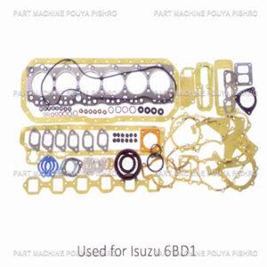 قطعات ليفتراك - واشر کامل موتور ليفتراك ایسوزو