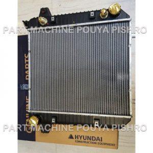 رادیاتور لیفتراک سه تن دیزل هیوندای 30D-7