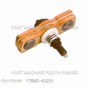 کیت پلاتین کنتاکتور لیفتراک برقی مدل 178M2-63231