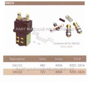 قطعات لیفتراک - کیت و کنتاکتور لیفتراک برقی