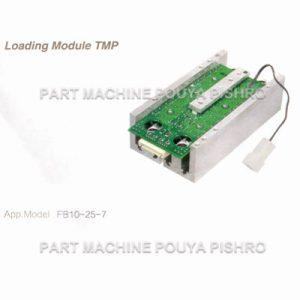 ماژول ترانزیستور پمپ لیفتراک کوماتسو مدل FB10~25EX-11 سنسوردار