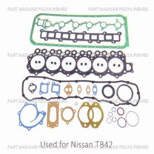 قطعات لیفتراک - واشر کامل موتور لیفتراک نیسان
