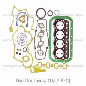 قطعات لیفتراک - واشر کامل موتور لیفتراک تویوتا