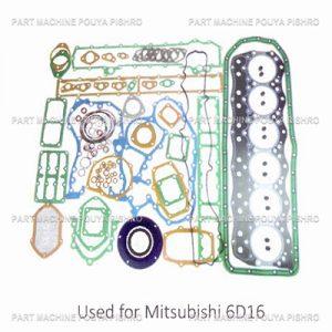 قطعات ليفتراك - واشر کامل موتور ليفتراك میتسوبیشی