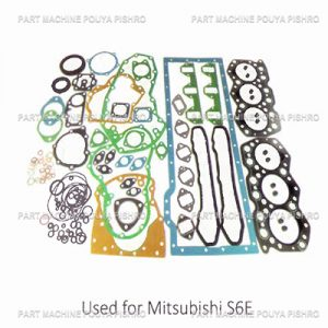 قطعات لیفتراک - واشر کامل موتور لیفتراک میتسوبیشی