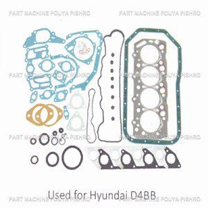 قطعات لیفتراک - واشر کامل موتور لیفتراک هیوندای