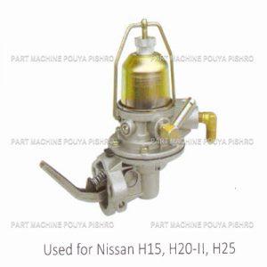 قطعات لیفتراک - پمپ بنزین لیفتراک نیسان