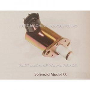 سلونوئید قطع کن گاز لیفتراک مدل آیسان ss