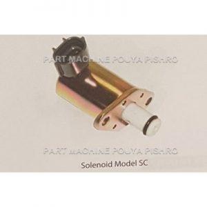 سلونوئید قطع کن گاز لیفتراک مدل آیسان sc