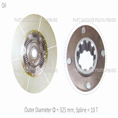 قطعات لیفتراک - دیسک کلاچ لیفتراک