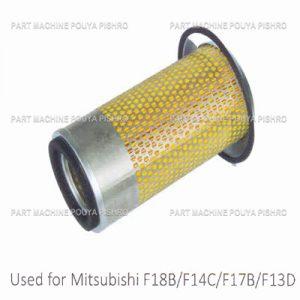 قطعات لیفتراک - فیلتر هوا لیفتراک میتسوبیشی