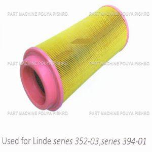 قطعات لیفتراک - فیلتر هوا لیفتراک لینده