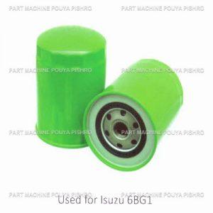 قطعات لیفتراک - فیلتر سوخت گازوئیل لیفتراک ایسوزو