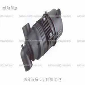 فیلتر هوا کامل لیفتراک کوماتسو